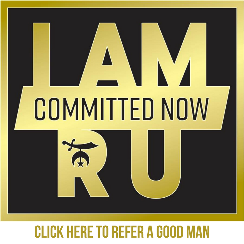 Click here to refer a good man