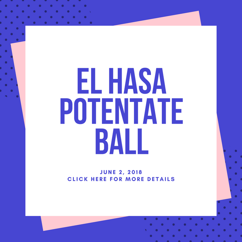 El Hasa Potentate Ball
